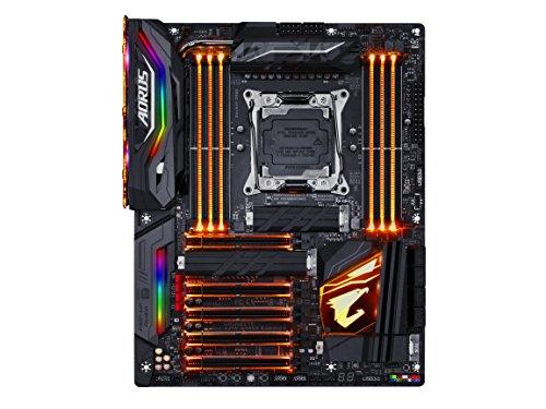 Gigabyte X299 AORUS Gaming 9 ATX LGA 2066
