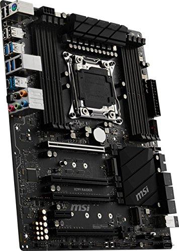 MSI X299 Raider ATX LGA 2066