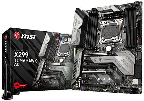 MSI X299 TOMAHAWK AC ATX LGA 2066