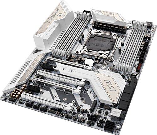 MSI X299 TOMAHAWK ARCTIC ATX LGA 2066