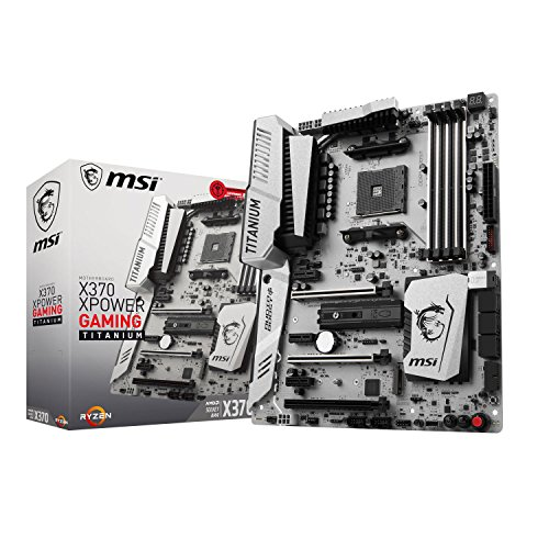 MSI X370 XPOWER GAMING TITANIUM ATX AM4
