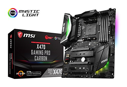 MSI X470 GAMING PRO ATX AM4