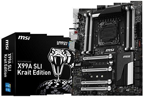 MSI X99A SLI KRAIT EDITION ATX LGA 2011-3