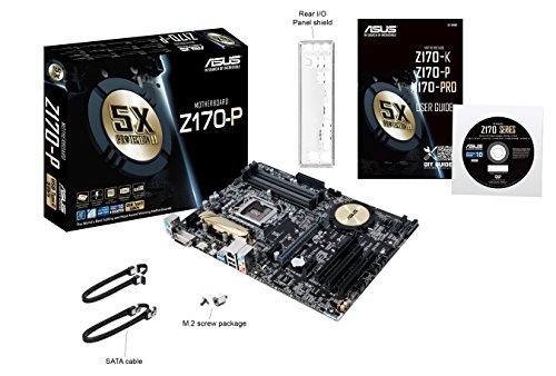 Asus Z170-P ATX LGA 1151