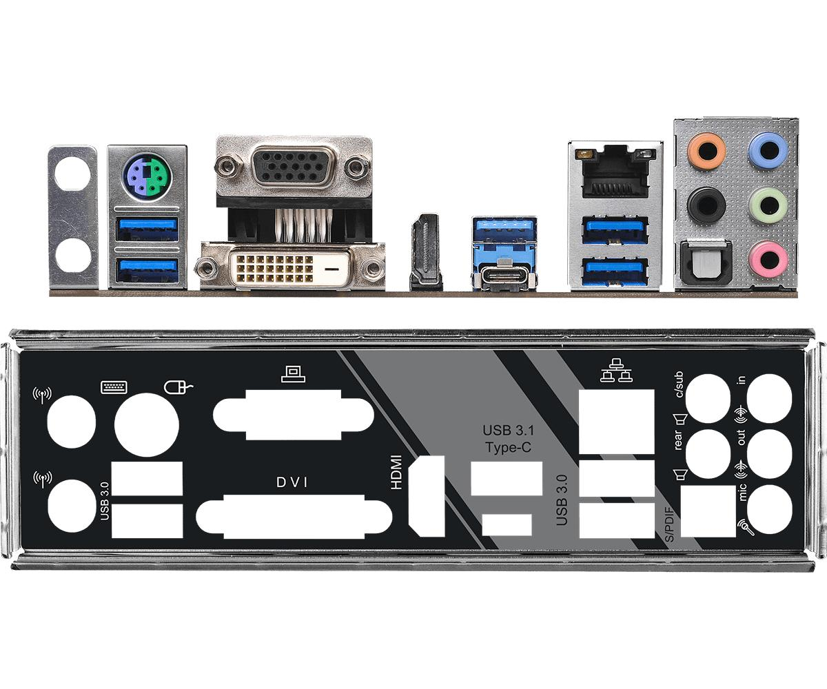 ASRock Z370 Extreme4 ATX LGA 1151