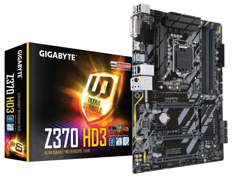 Gigabyte Z370 HD3 ATX LGA 1151