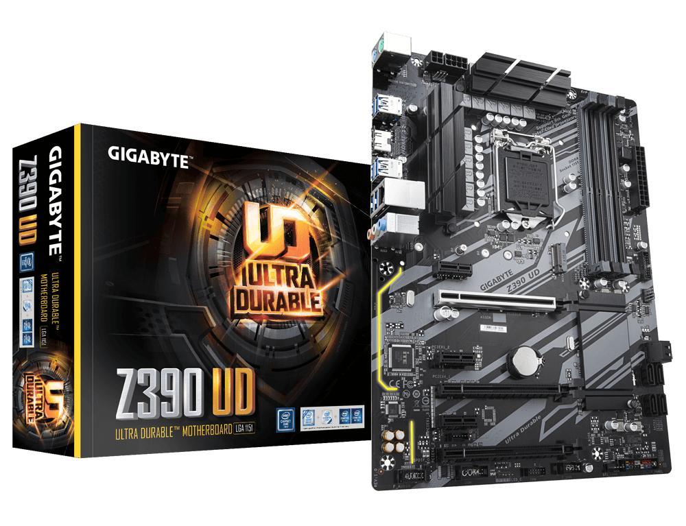 Gigabyte Z390 UD ATX LGA 1151