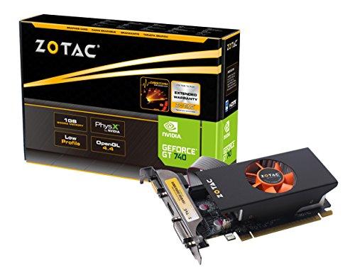 Zotac GeForce GT 740 1GB GeForce 700 Series