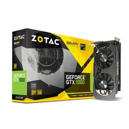 Zotac GeForce GTX 1060 3GB AMP!