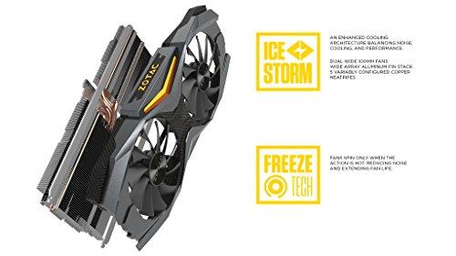 Zotac GeForce GTX 1070 8GB AMP!