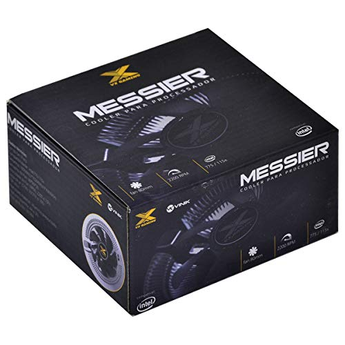 Vinik VX Gaming Messier Bucha/Mancal