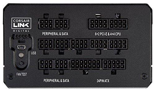 Corsair HX850i 850 W Certificado 80+ Platinum Full-Modular ATX12V / EPS12V