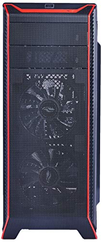 C3 Tech MT-G660BK ATX Mid Tower (Preto)