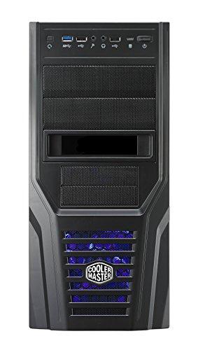 Cooler Master Elite 431 Plus ATX Mid Tower (Preto)