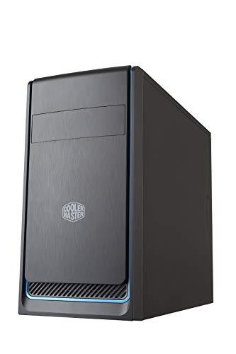 Cooler Master MasterBox E300L ATX Mini Tower (Preto / Azul)