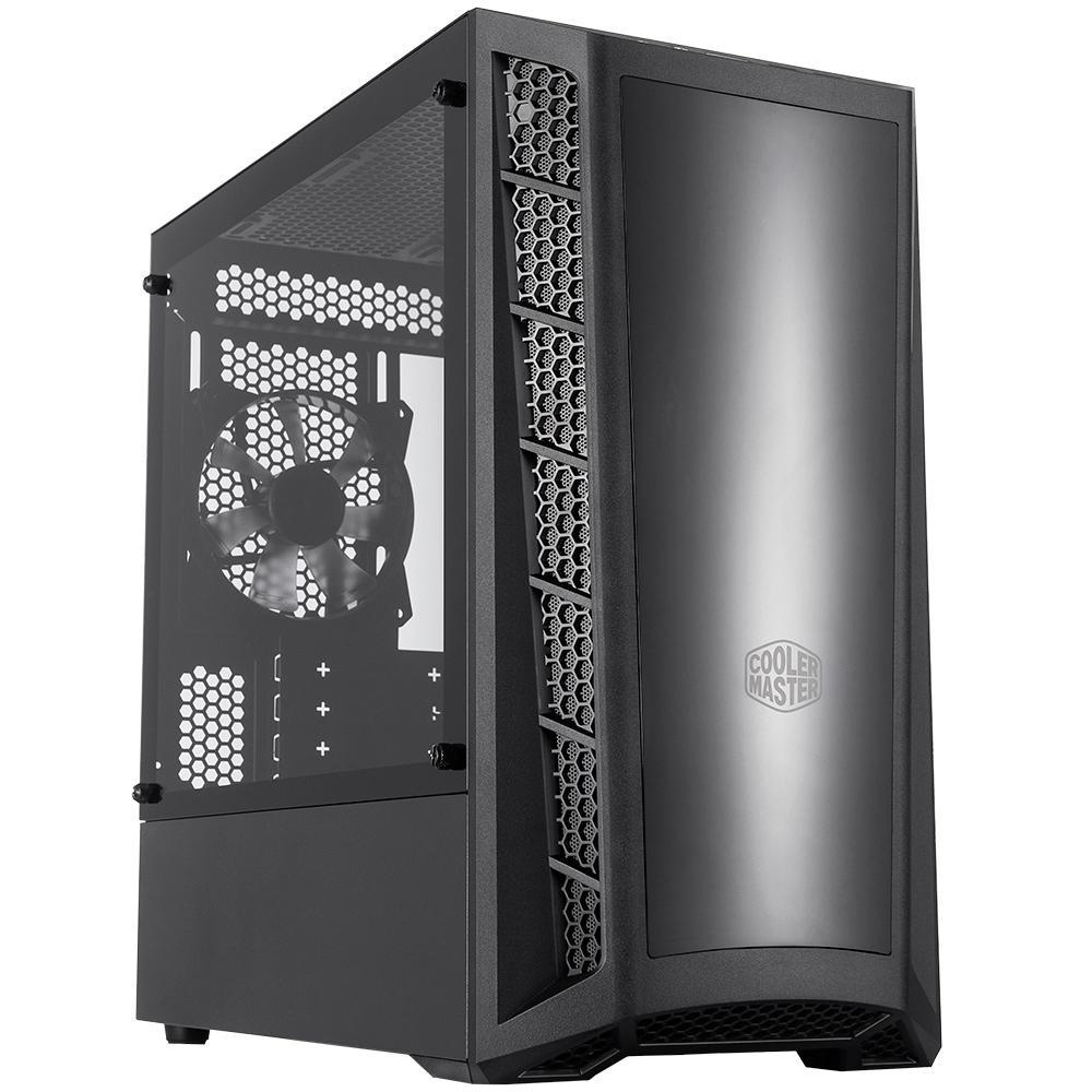 Cooler Master MASTERBOX MB320L Mini ITX Tower (Preto)