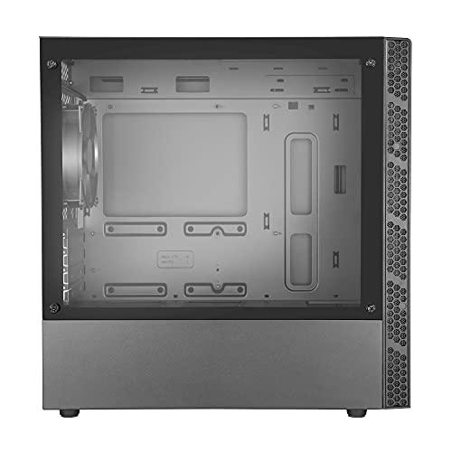 Cooler Master Masterbox MB400L MicroATX Mini Tower (Preto)