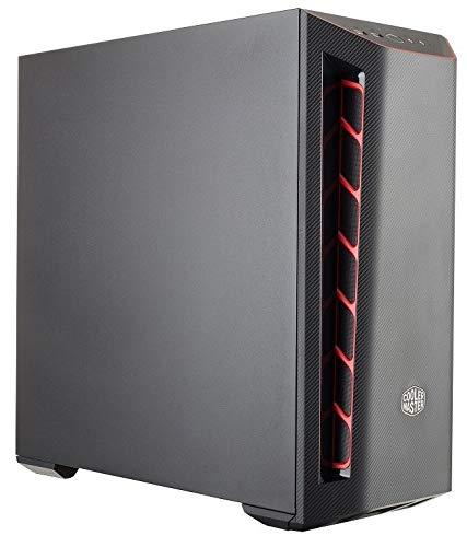 Cooler Master MASTERBOX MB501L ATX Mid Tower (Preto / Vermelho)