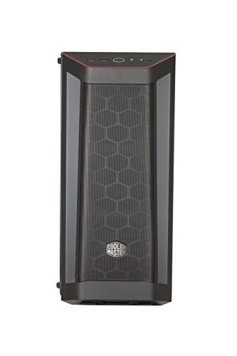 Cooler Master MASTERBOX MB511 ATX Mid Tower (Vermelho)
