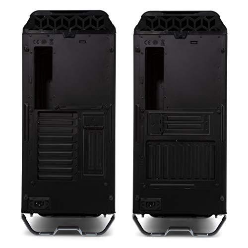 Cooler Master MasterCase SL600M ATX Mid Tower (Preto / Cinza)