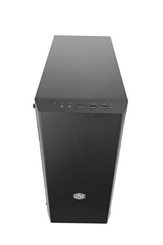Cooler Master MB600L ATX Mid Tower (Preto / Prata)