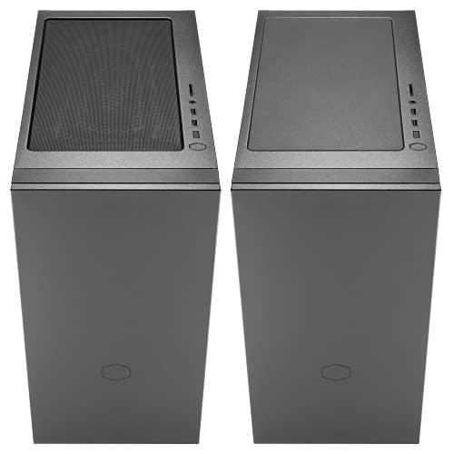 Cooler Master SILENCIO S400 MicroATX Mid Tower (Preto)