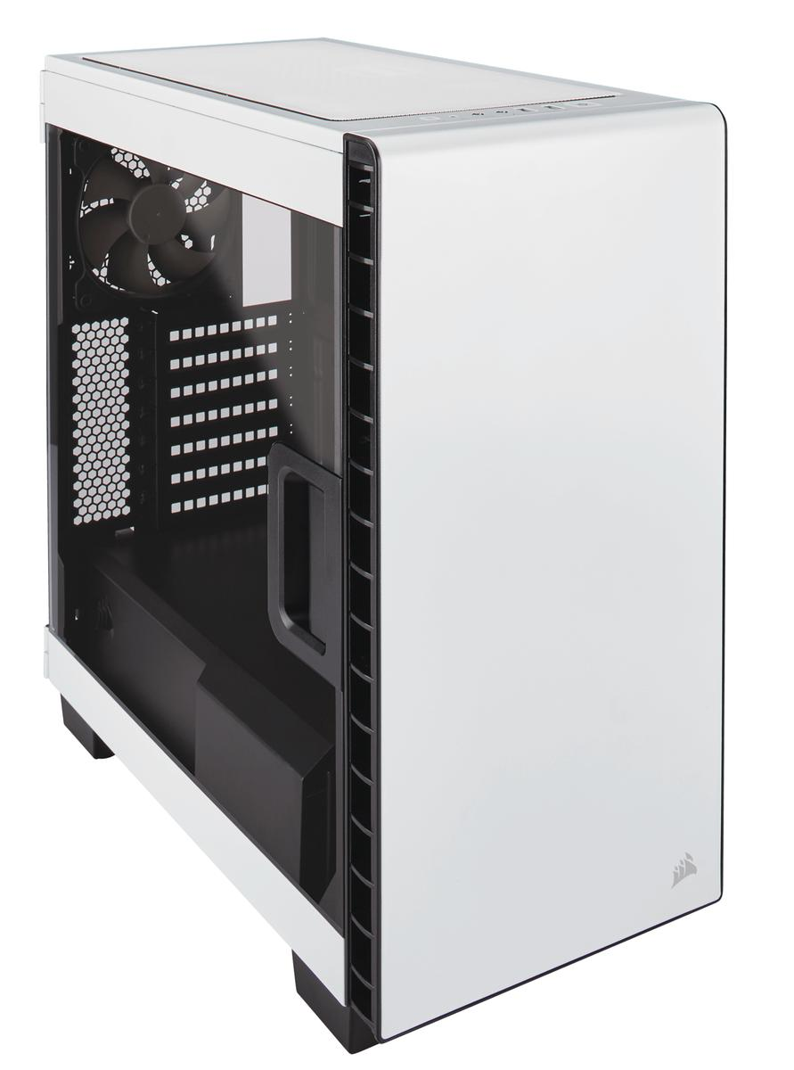 Corsair Carbide 400C ATX Mid Tower (Branco)