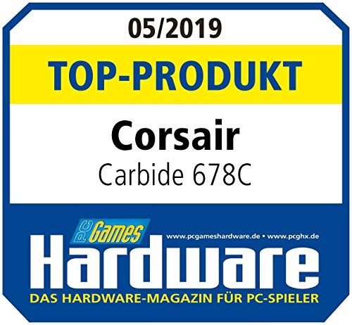 Corsair Carbide 678C ATX Mid Tower (Preto)