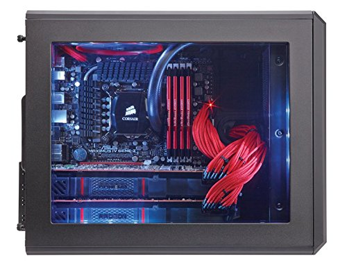 Corsair Carbide Series AIR 240 Mini-ITX Cube (Preto)