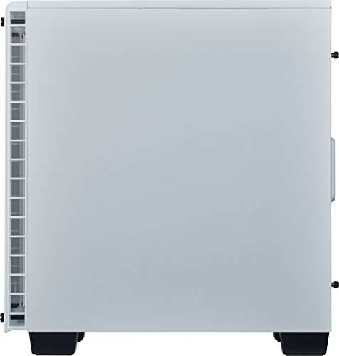 Corsair Crystal 460X RGB ATX Mid Tower (Branco)