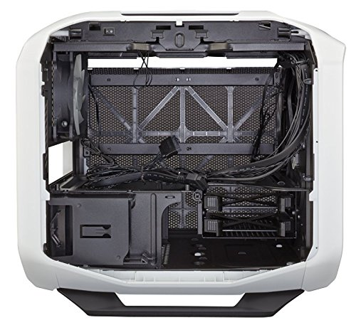 Corsair Graphite Series G380T Mini ITX Desktop (Preto / Branco)
