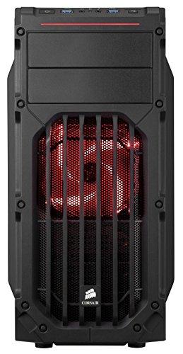 Corsair Carbide SPEC-03 ATX Mid Tower (Preto / Vermelho)