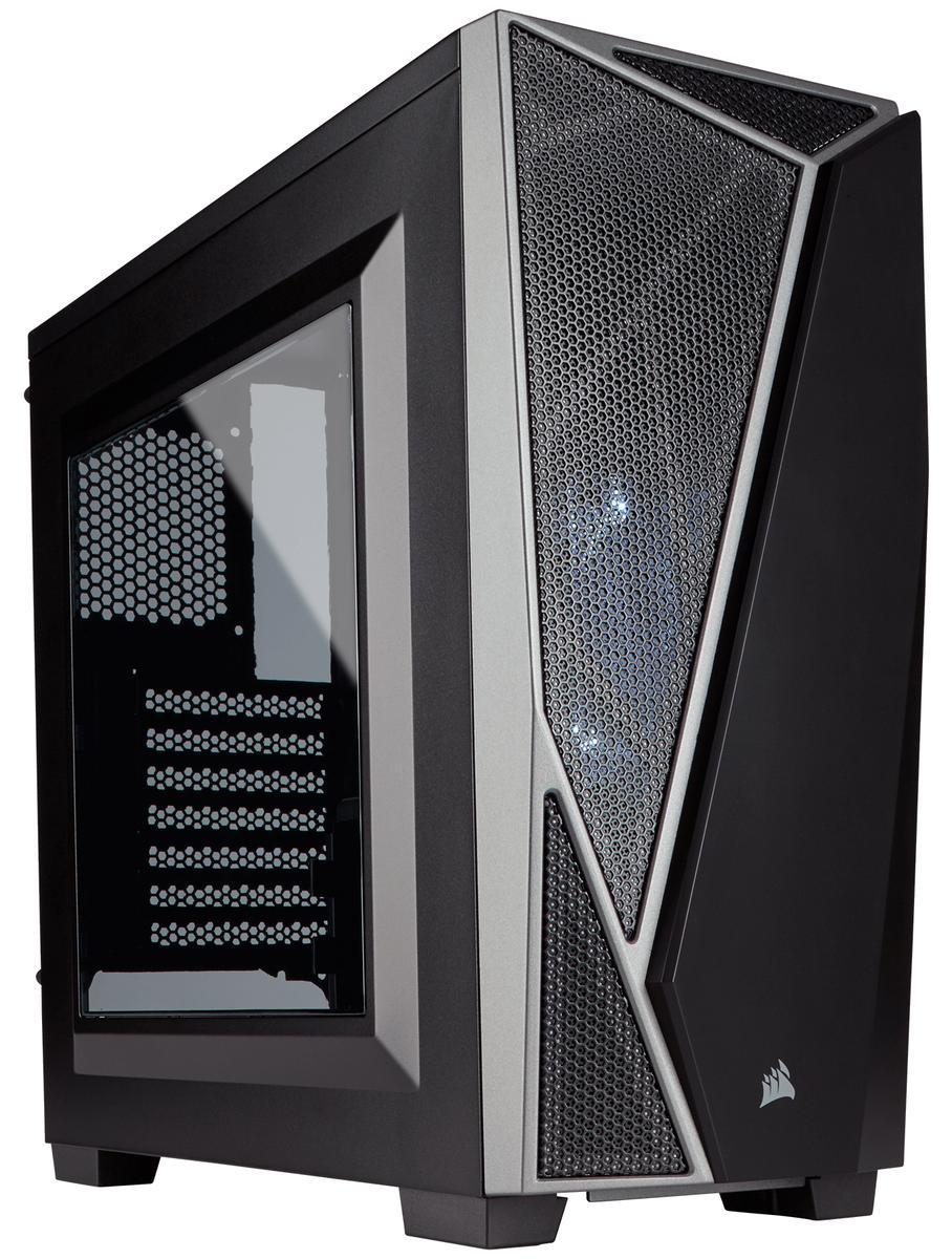 Corsair SPEC-04 Gaming Case ATX Mid Tower (Preto / Cinza)