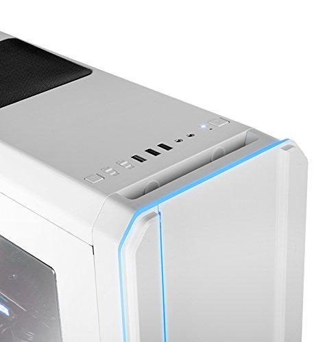 Nox HUMMER LED ATX Mid Tower (Branco)