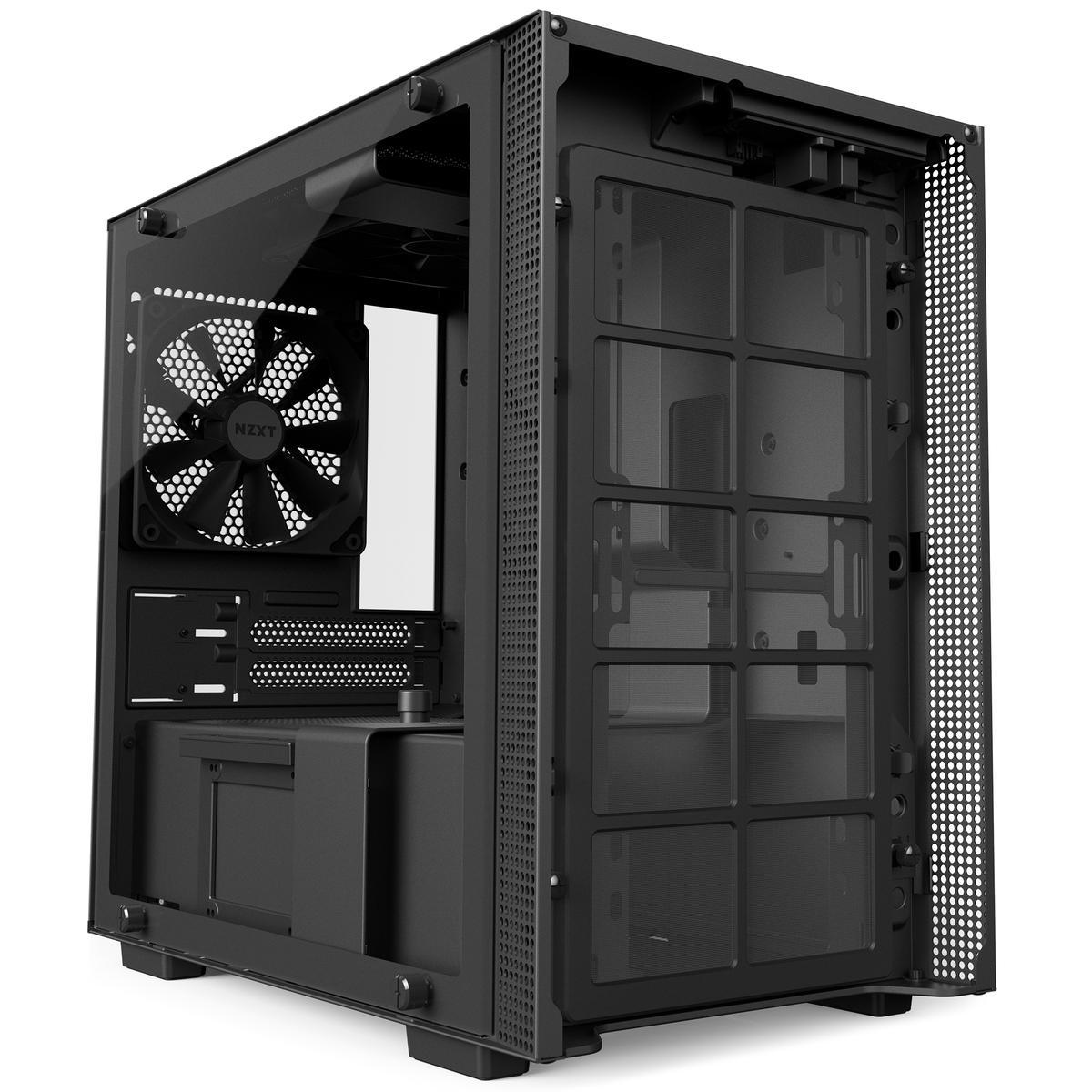 NZXT H200 Mini ITX Mini ITX Tower (Preto)