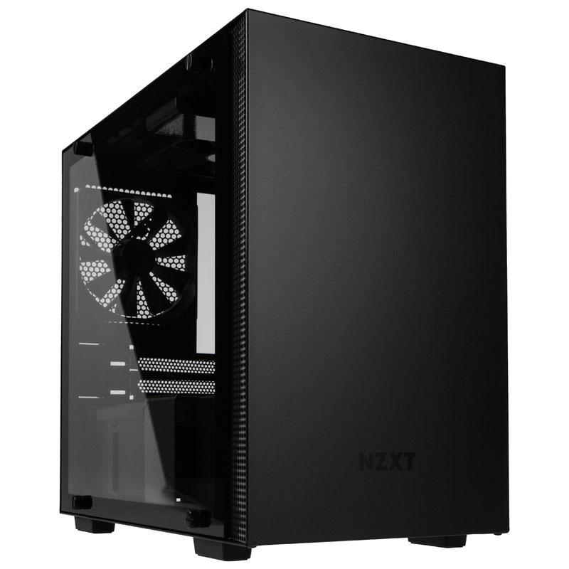 NZXT H200i ATX Mini ITX Mini ITX Tower (Preto)