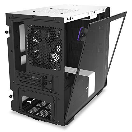 NZXT H210 Mini ITX Tower (Branco)