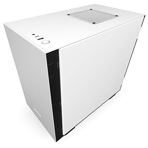 NZXT H210i Mini ITX Tower (Branco)