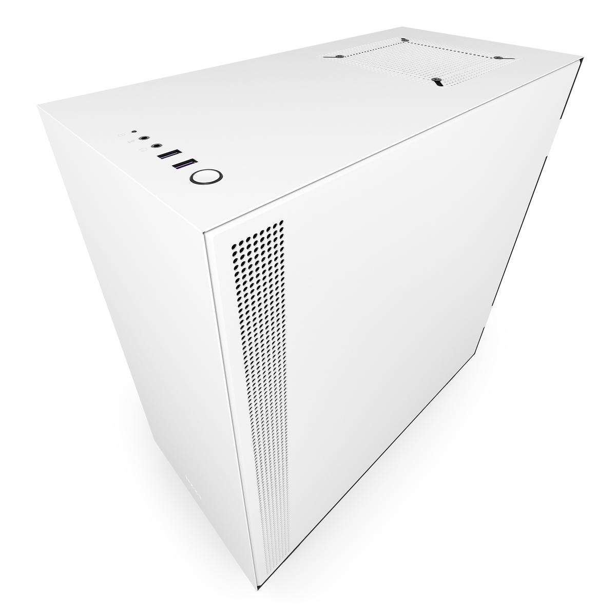 NZXT H500 Mid Tower ATX Mid Tower (Branco)