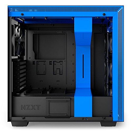 NZXT H700 ATX Mid Tower (Preto / Azul)