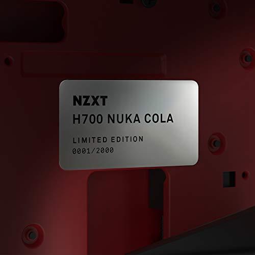 NZXT H700 Nuka-Cola ATX Mid Tower (Preto / Vermelho)