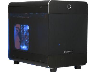 Raidmax Atomic Mini ITX Tower (Preto)