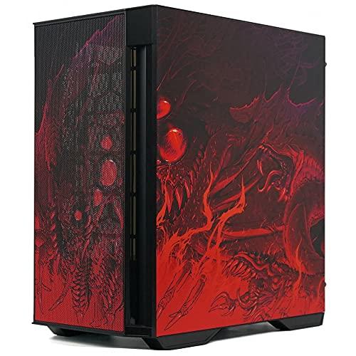 Redragon Infernal Dragon Strafe ATX Mid Tower (Preto)
