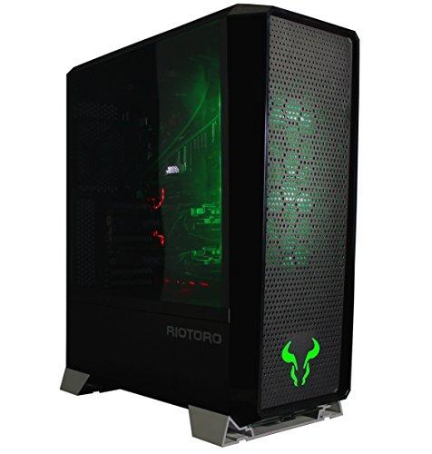 Riotoro Prism RGB ATX Full Tower (Preto)