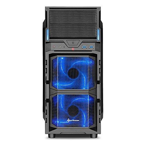 Sharkoon VG5-W ATX Mid Tower (Preto)