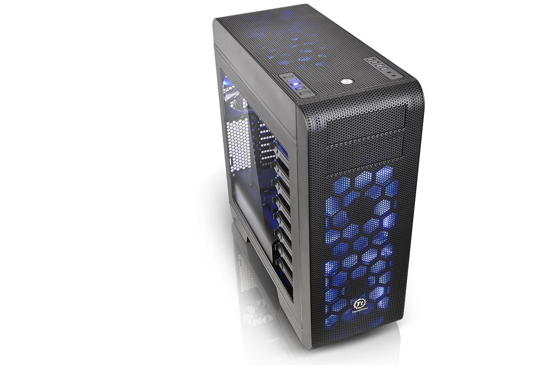 Thermaltake Core V71 ATX Full Tower (Preto)