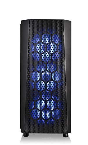 Thermaltake Versa J24 RGB ATX Mid Tower (Preto)