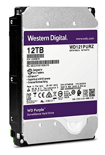 Western Digital HDD Purple 3.5