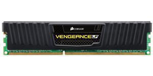 Corsair Vengeance LP 8 GB (2x4 GB) DDR3-1600