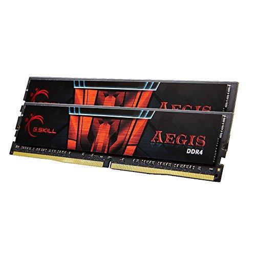 G.Skill Aegis Series 8 GB (2x4 GB) DDR4-2133